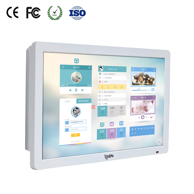 32 inch wall mount windows multi touch screen pc <strong>tv</strong> all in one pc monitor