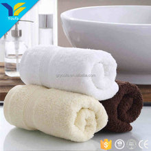 China supply wholesale hotel bathroom hand towels bath set 100% cotton face towel