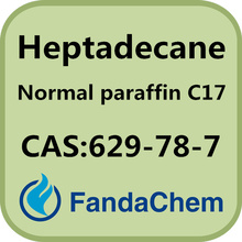 N-Heptadecane / Normal paraffin C17 CAS NO 629-78-7