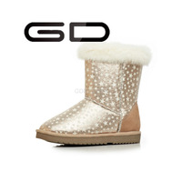snow walking boots shoes shiny in dark shoes for women