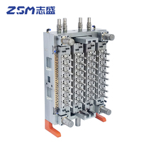 32 cavity shenzhen mold design production plastic injection PET hot runner pin-point preform moulds