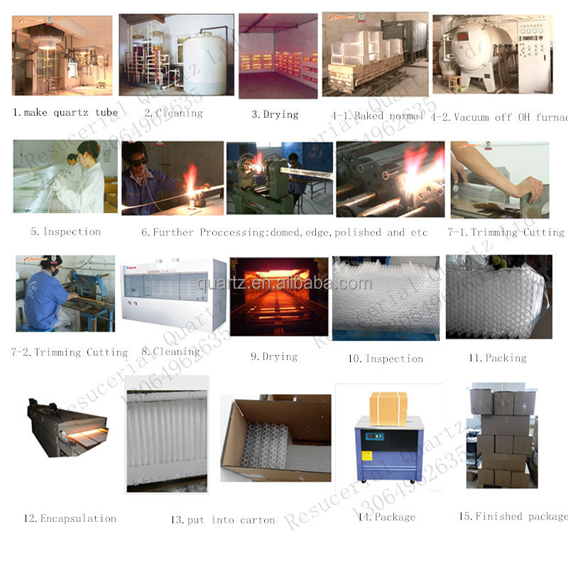 Hot sales infrared carbon infrared heater