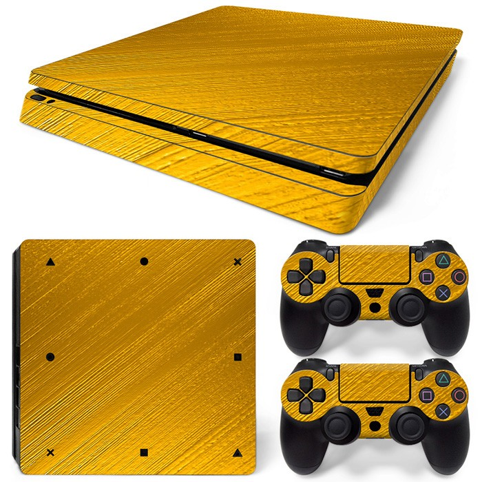 Special design Robot vinyl sticker for ps4 slim console decal skin