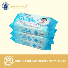 biological plastic bar soap packaging