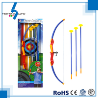 Plastic bow and arrow toy kids favorite