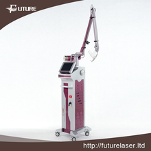 Stationary style no q switch fractional co2 laser laser type multi-function acne scar removal fractional co2 laser machine