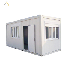 Steel Shipping Container Building Mobile Prefabricated House