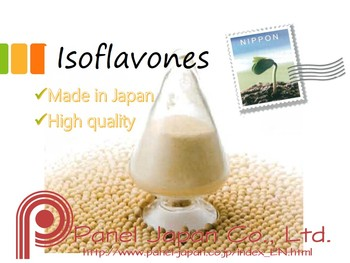 Japanese Isoflavones Powder For Health Foods And Beverages For Bone Loss Preventing, Menopause Symptoms Improvement