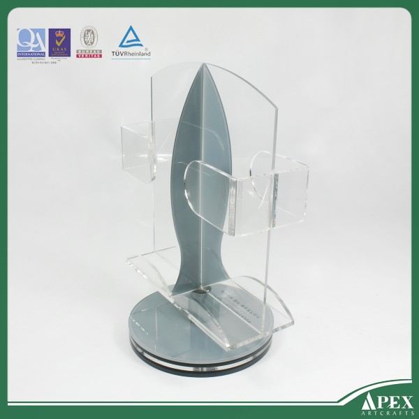 acrylic Fashion new design brochure holder