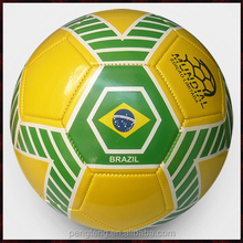 Manufacture 2014 Brasil World Cup Promotion Soccer Ball