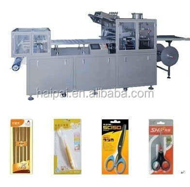 HP-500A Multifunctional Paper Plastic blister packing machine battery heat sealing machine