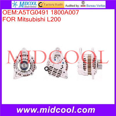 High Quality <strong>Car</strong> Alternator OEM:23100-EB310 23100-EB31A A3TG268