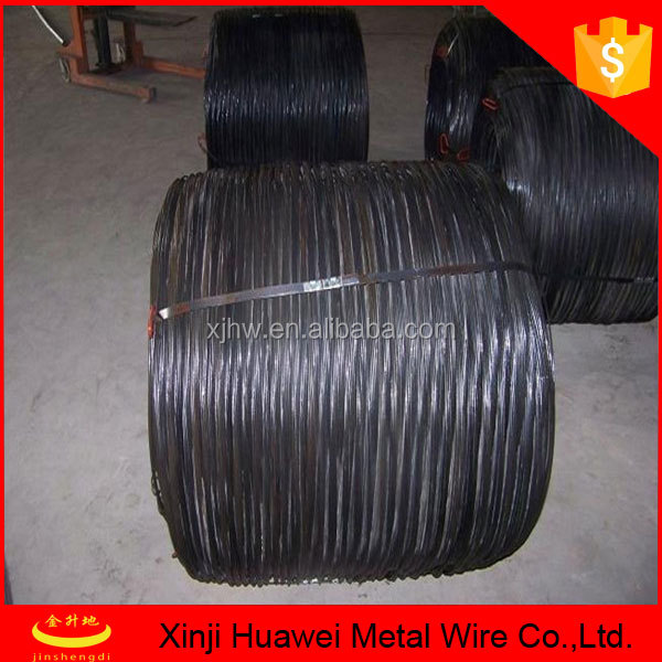 low carbon 10 gauge black annealed wire binding wire and hot sale tie wire