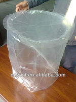 round bottom plastic bag