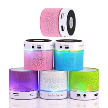 A9 LED Bluetooth Mini <strong>Speakers</strong> Hands Free <strong>Portable</strong> Wireless <strong>Speaker</strong> With TF Card Mic USB Audio Music Player