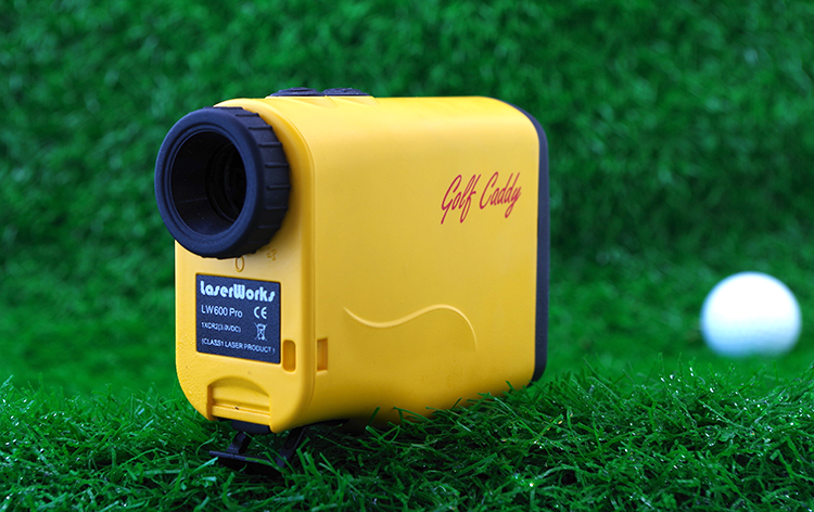 Mini LE-G600 Golf Laser Rangefinder Military with LCD LaserExplore