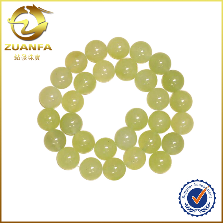 wholeasle round beads cave jade