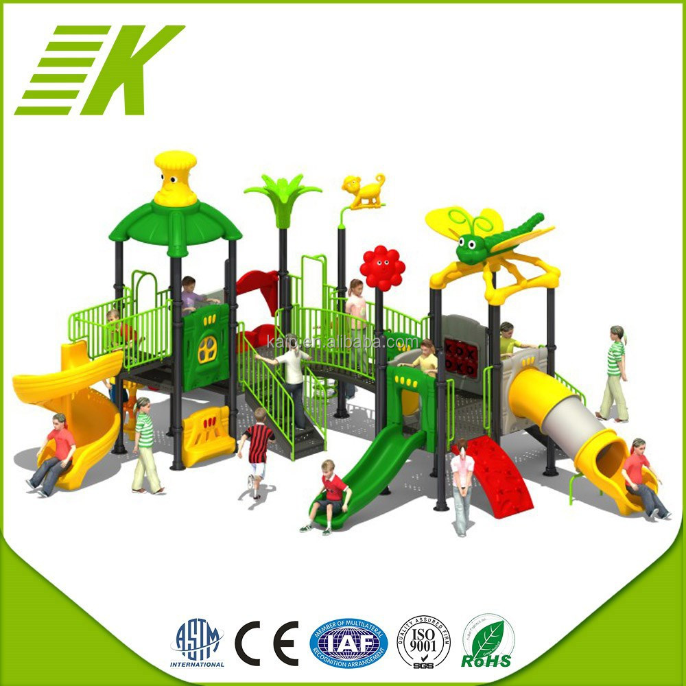 Kaip hot selling high quality kids outdoor amusement park toy