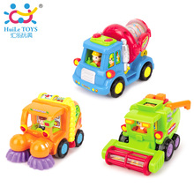 Hot Sale Kids Plastic Friction Power Toys Cars