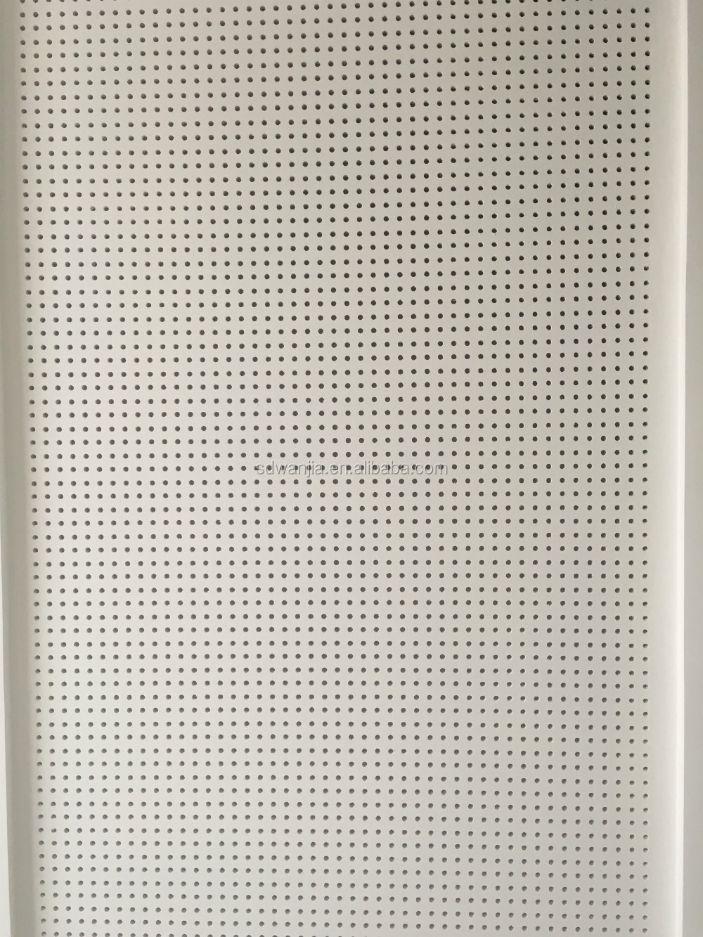 Tough perforated gypsum plaster board buy prices