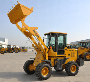 Cheap Farm Work Loader 1.2 ton loader for sale