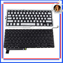 95% new US Keyboard & backlight for Macbook Pro A1286 2009 2010 2011 2012