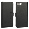 Classic Genuine Leather Mobile Phone Case For iPhone7 7plus, Flip Wallet Case For iPhone 7 7plus