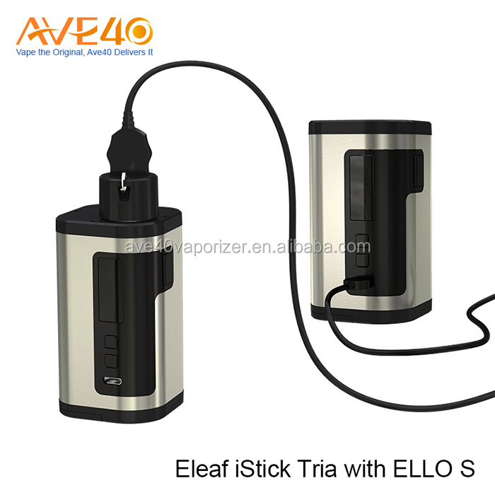 Wholesale Newest Launched Vape 2ml/ 4ml Electronic Cigarette 300W Eleaf iStick