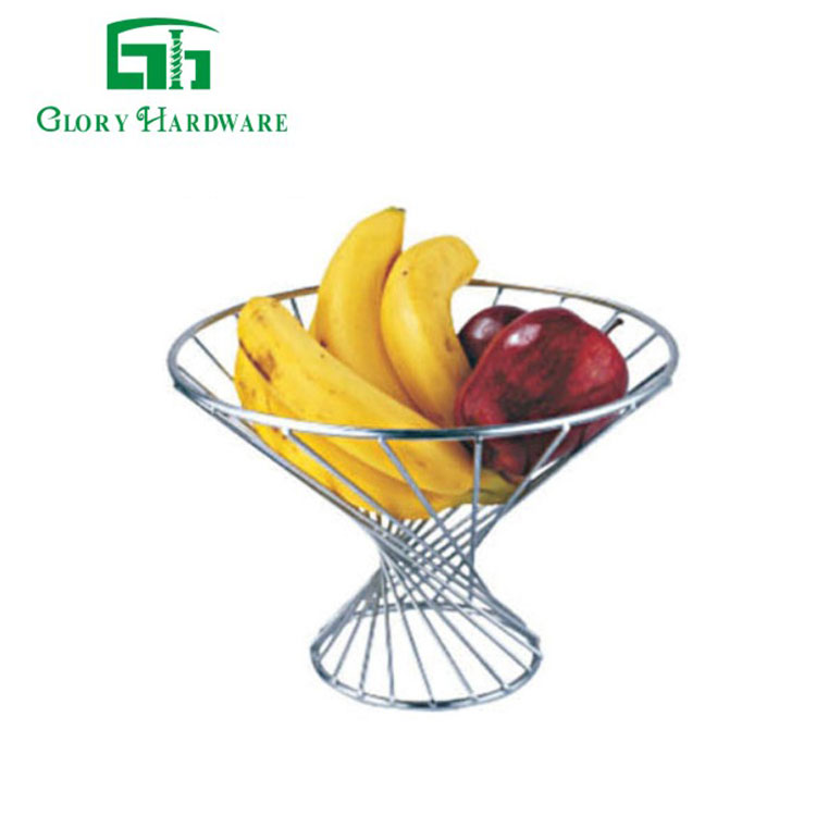 High Quality Stainless Steel Acrylic Fruit Plate
