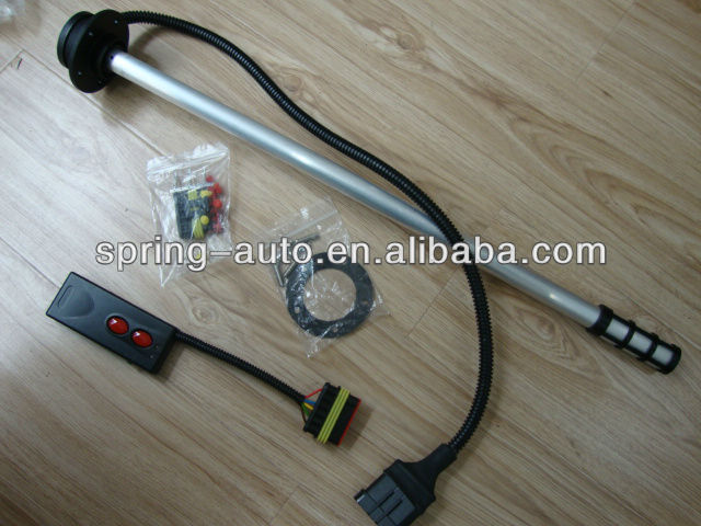 GPS tracking system with high resolution 500mm length, without calibrator