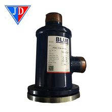 BLR/STAS-4817T Replaceable Steel Liquid and Suction Filter Drier