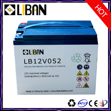 Gel Type Cell Deep Cycle Battery Bank 12v