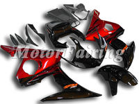 for yamaha r6 body kit 2003 2004 2005 yzf r6 03 04 05 r6 fairing kit r6 05 r6 race fairings red black