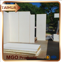Home Depot Fireproof Materiala1 Fireproof Soundproof Magnesium Oxide Board Panel