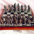 Bronze LORD metal Chess set