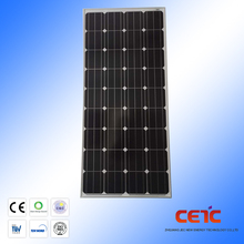 Low price durable monocrystalline Solar Panel cells 110 watt solar panels