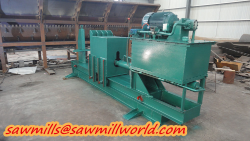 Wide used horizontal log splitter /horizontal wood log cutter and splitter /log splitter for logs and stumps