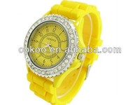 Favorites Compare Hot Selling Silicone Wrist Watch,Favorites Compare Popular ladies sweet silicone wrist quartz watch