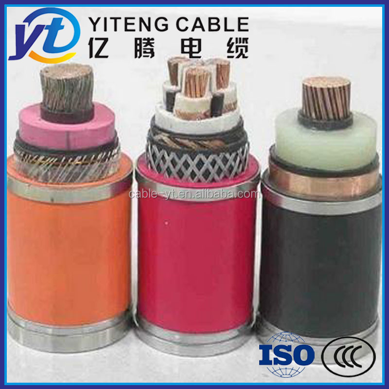 Low Voltage XLPE Single Core Power Cable 70mm 120mm 150mm