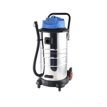 Big capacity 50L/60L hotel use wet/dry vacuum cleaner for home appliance