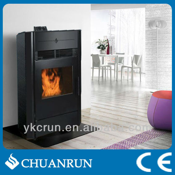 Italian Design Freestanding Wood Pellet Stoves/Fireplace/Estufas/Stufe