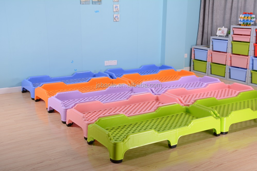Wholesale Fashionable Kindergarten Plastic Kids Bed Buy Kids Plastic Beds Kids Car Beds Kids