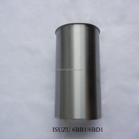 Top Quality Cylinder Liner 6BB1/6BD1 Chromed