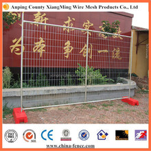 powder coated welded wire mesh temporary fence