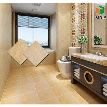 Spain ceramic tiles manufacturer bathroom floor tile anti for Porcelain tile bathroom floor slippery