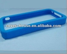 TPU+ Silicone bumper case for iPhone 4 4s