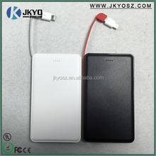 external power bank 5000mah, universal powerbank, mobile power supply for all smart phone