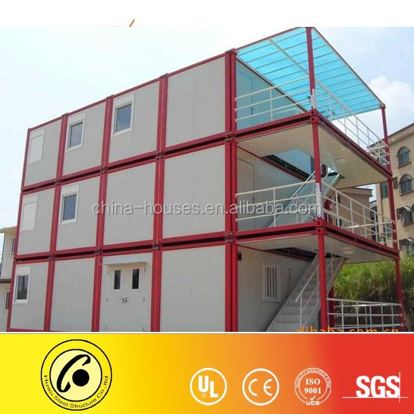 16ft 20ft portable flatpack warehouse storage container house