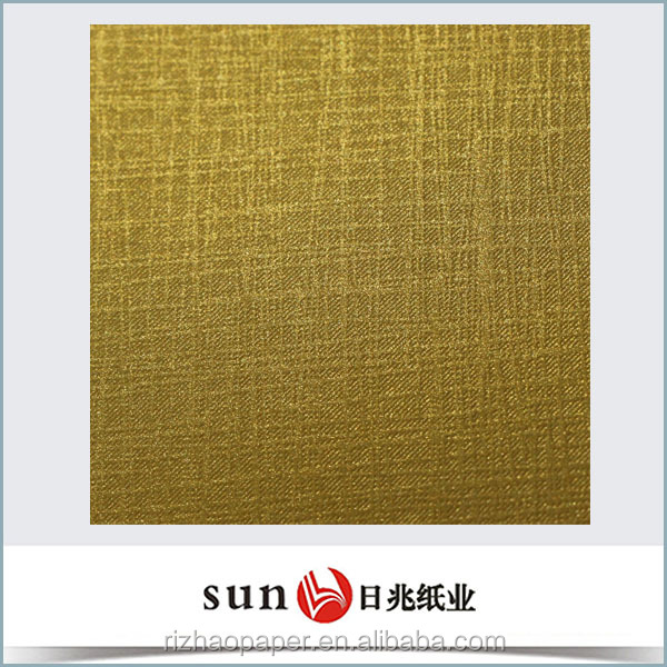 31''*43'' colorful warp pattern leather texture paper