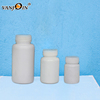 Gas-tight HDPE 120ml/4oz plastic pill vial plastic solid medicine bottle